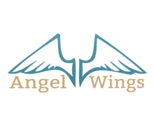 Angel Wings Logaster Logo