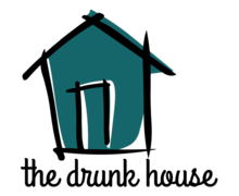 The Drunk House Logaster Logo