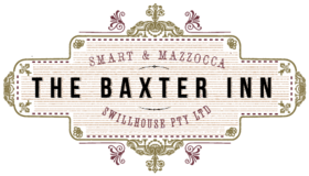 The Baxter Inn Logo