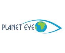 Planet Eye Logaster Logo