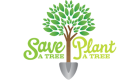 Save Plant Tree Logo
