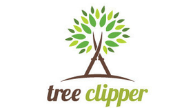 Tree Clipper Logo