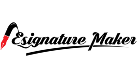 Esignature Maker Logo