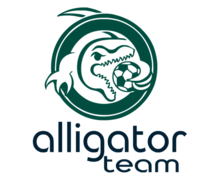 Alligator Team Logaster logo