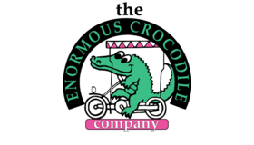 Enormous Crocodile Logo