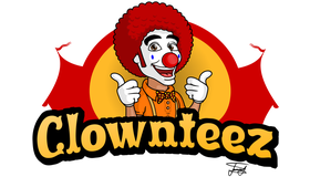 Clown Teez Logo