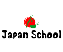 Japan School Logaster Logo