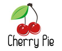 Cherry Pie Logaster logo