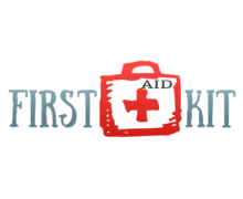 First Aid Kit Logaster Logo