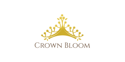 Crown Bloom Logo
