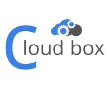 Cloud Box Logaster Logo