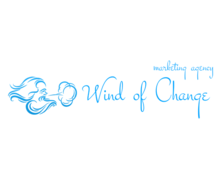 Wind Of Change Logaster Logo