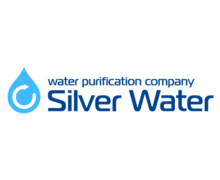 Silver Water Logaster Logo