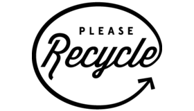 Please Recycle Logo
