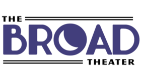 Retina Broad Theater Logo