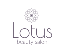 Lotus Beauty Salon Logaster Logo