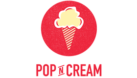 Pop N Cream Logo