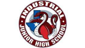 Industrial Junior High School Logo