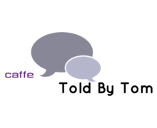 Told By Tom Logaster Logo