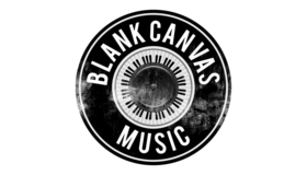 Black Canvas Music Logo