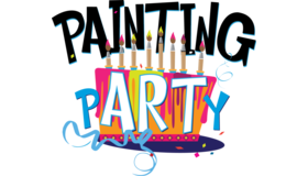Painting Party Logo
